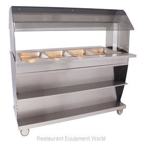 Alto-Shaam HFT2SYS-400 Serving Counter, Hot Food, Electric