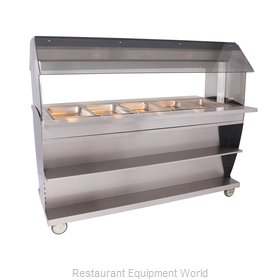 Alto-Shaam HFT2SYS-500 Serving Counter, Hot Food, Electric