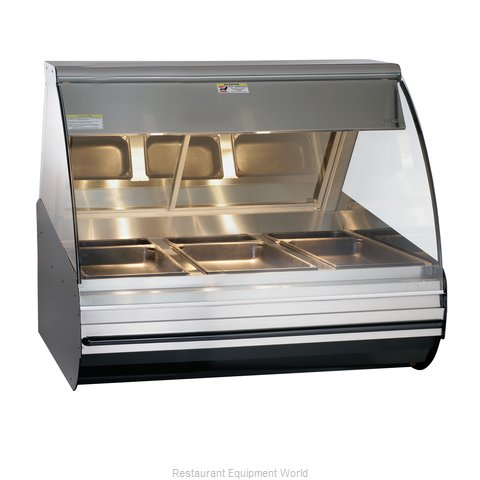 Alto-Shaam HN2-48-C Display Case Heated Deli Countertop (Magnified)