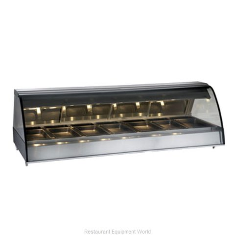 Alto-Shaam TY2-96-C Display Case Heated Deli Countertop (Magnified)