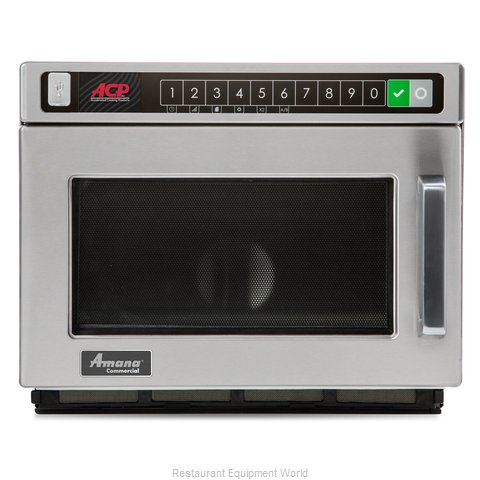 Amana HDC212 Microwave Oven (Magnified)
