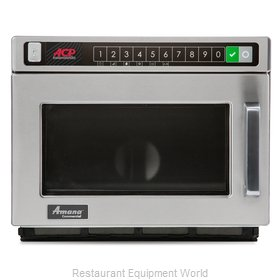 Amana HDC212 Microwave Oven