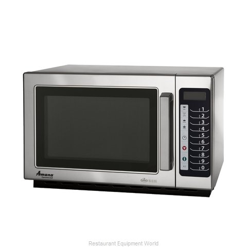 Amana RCS10TS Heavy Duty Microwave Oven (Magnified)