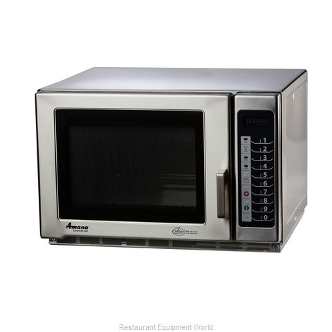 Amana RFS12TS Microwave Oven (Magnified)
