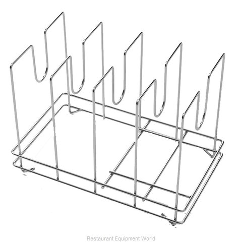 American Metalcraft 18040 Pizza Screen Rack (Magnified)