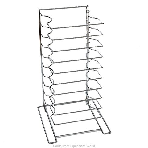 American Metalcraft 19033 Pan Rack, Pizza