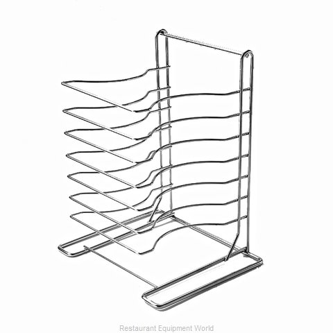 American Metalcraft 19107 Pan Rack, Pizza