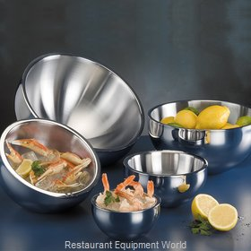 American Metalcraft AB12 Serving Bowl, Double-Wall