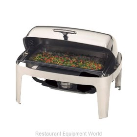American Metalcraft ADAGIORT26 Roll Top Chafer