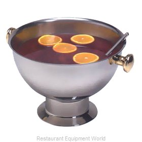 American Metalcraft ALLEGPBWL15 Punch Bowl Metal