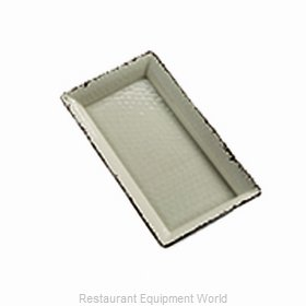 American Metalcraft AWMEL19 Platter, Plastic