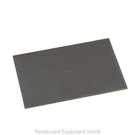 American Metalcraft BLACKBM1218 Bar Mat