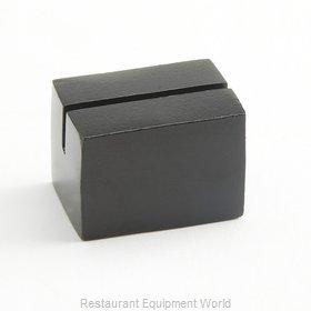American Metalcraft BLCHR1 Menu Card Holder / Number Stand