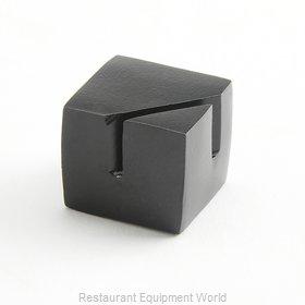 American Metalcraft BLCHS1 Menu Card Holder / Number Stand