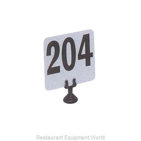 American Metalcraft BMH221 Menu Card Holder / Number Stand