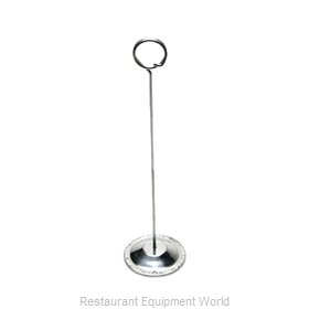 American Metalcraft CH10 Menu Card Holder / Number Stand