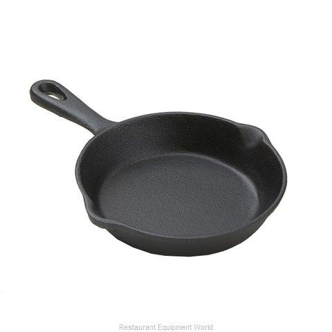 American Metalcraft CIS61 Cast Iron Fry Pan