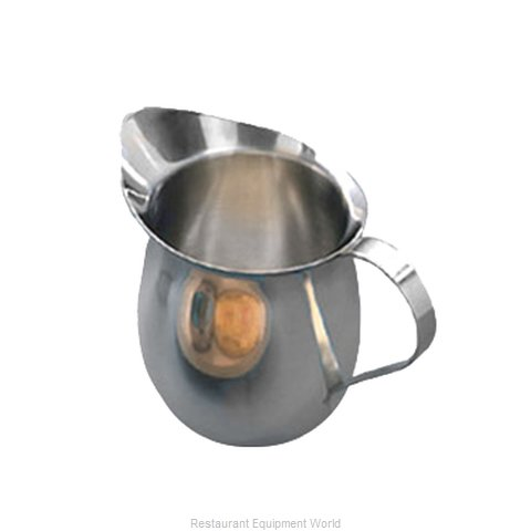 American Metalcraft CP500 Creamer, Metal (Magnified)