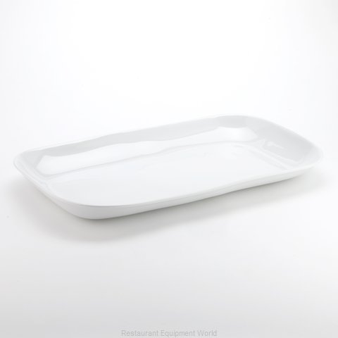 American Metalcraft CPL21CL Platter, Plastic