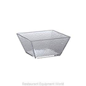 American Metalcraft CRGSQ73 Serving Bowl, Plastic