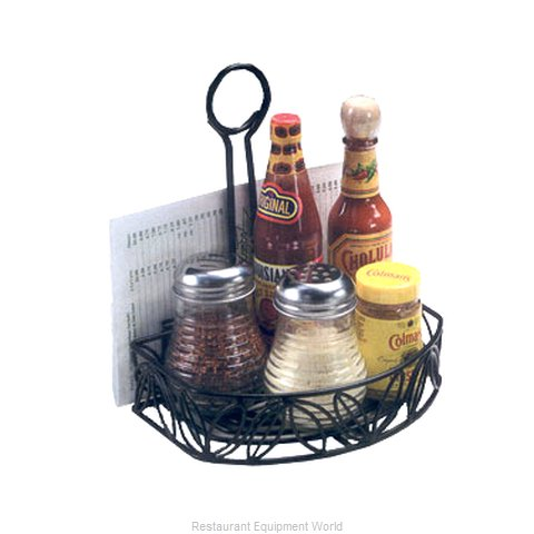 American Metalcraft CRL86 Condiment Caddy, Rack Only