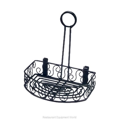 American Metalcraft CRS68 Condiment Caddy, Rack Only