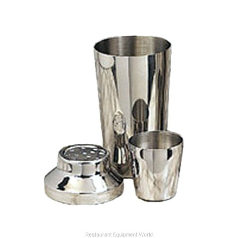 American Metalcraft CSJ116 Bar Cocktail Shaker (Magnified)