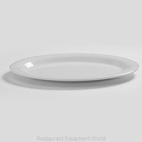 American Metalcraft DPL12WH Platter, Plastic