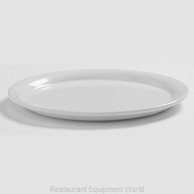 American Metalcraft DPN9WH Plate, Plastic