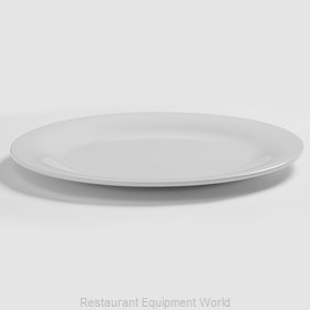 American Metalcraft DPW10WH Plate, Plastic