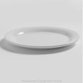 American Metalcraft DPW7WH Plate, Plastic