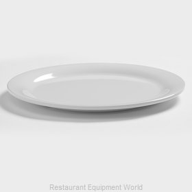 American Metalcraft DPW9WH Plate, Plastic