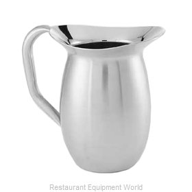 American Metalcraft DWPS44 Pitcher, Stainless Steel