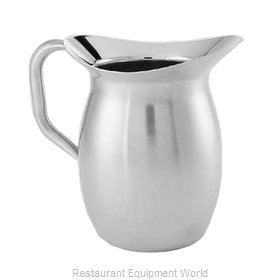 American Metalcraft DWPS64 Pitcher, Stainless Steel