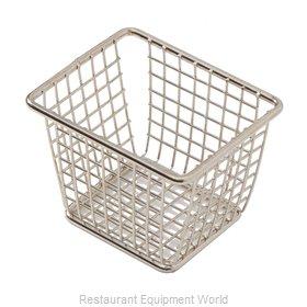 American Metalcraft FBSR43 Basket, Tabletop, Metal