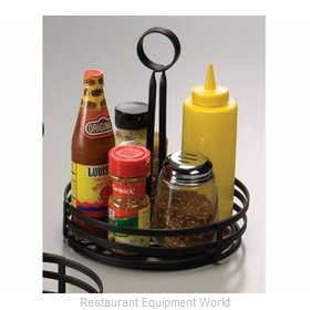 American Metalcraft FWC89 Condiment Caddy, Rack Only