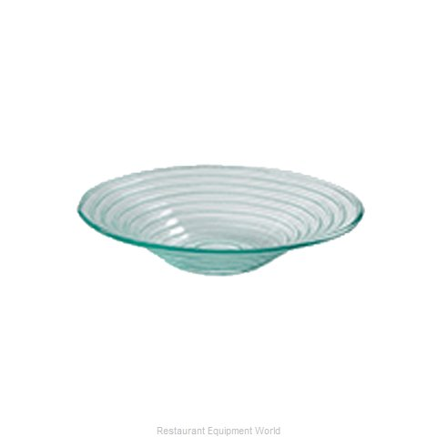 American Metalcraft GBG14 Bowl Serving Glass