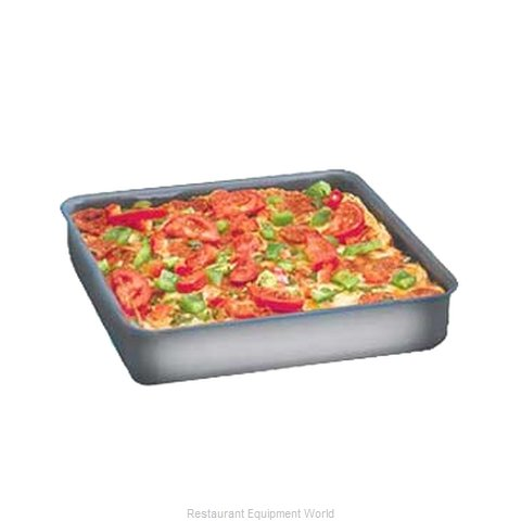 American Metalcraft HCSQ1615 Pizza Pan Square Rect Solid