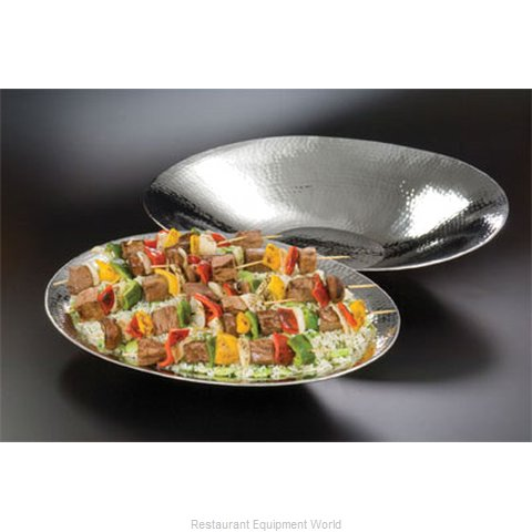 American Metalcraft HMOV1418 Serving Bowl, Metal