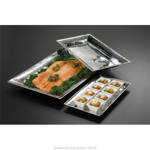 American Metalcraft HMRT1019 Serving & Display Tray, Metal