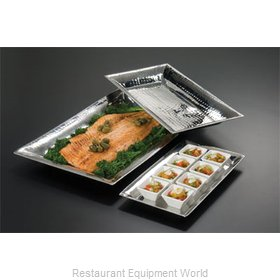 American Metalcraft HMRT814 Serving & Display Tray, Metal