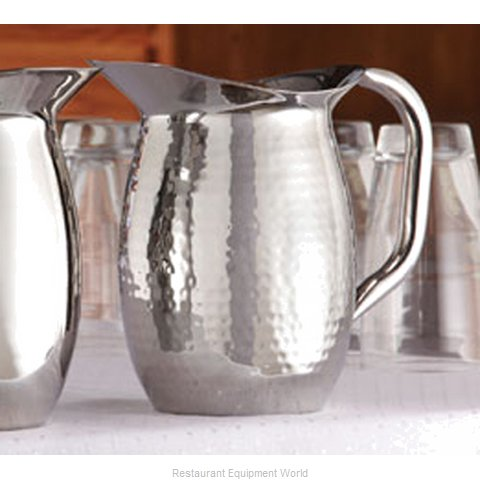 American Metalcraft HMWP44 Pitcher, Stainless Steel