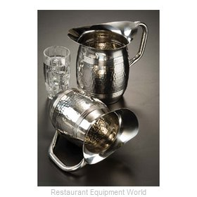 American Metalcraft HMWP85 Pitcher, Stainless Steel