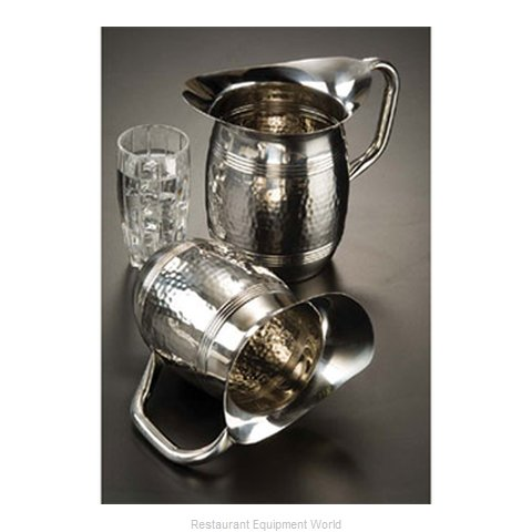 American Metalcraft HMWP97 Pitcher, Stainless Steel