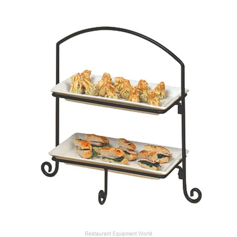 American Metalcraft IS11 Tiered Display Server Stand