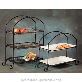 American Metalcraft IS12 Display Stand, Tiered