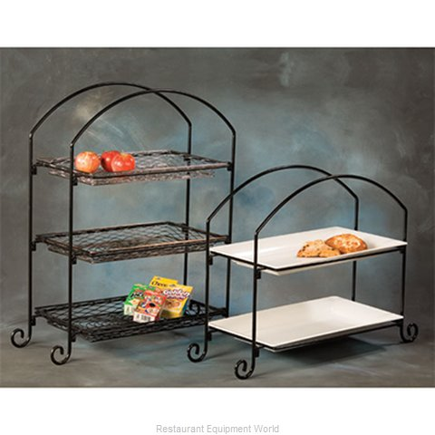 American Metalcraft IS13 Tiered Display Server Stand