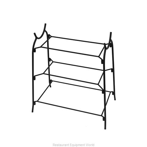 American Metalcraft IS14 Tiered Display Server Stand