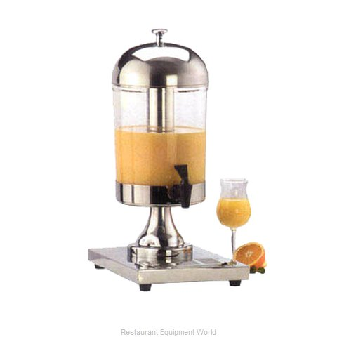 American Metalcraft JUICE1 Beverage Dispenser, Non-Insulated