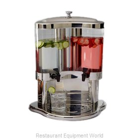 American Metalcraft JUICE12 Beverage Dispenser Non-Insulated